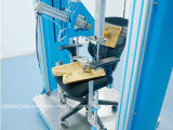 Máquina de teste combinada da parte traseira de assento da cadeira