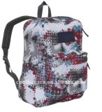 (KL241) Weicher Polyester-Rucksack sackt Form-Mädchen-beiläufigen Rucksack ein