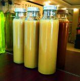 ガラスジュースの瓶ガラスのびんのミルクびん300ml
