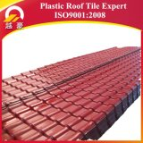 Самая лучшая испанская плитка крыши PVC смолаы ASA типа