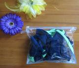 La cremallera del bolso de la cremallera del PVC empaqueta el bolso autoproclamado de la ropa interior