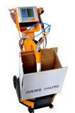 Goedgekeurd Ce van de Machine van het Kanon van de Deklaag van het Poeder van het Voer van de doos