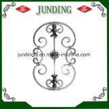 Desfile ornamental del hierro labrado para la puerta del hierro del pasamano del hierro y la cerca del hierro