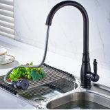 Pull-Down Sprayer Grifería de lavabo de cocina de bronce aceitado