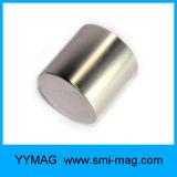 Imán magnético del cilindro del neodimio fuerte