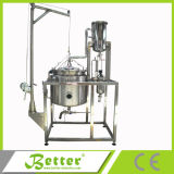 Estrattore dell'olio essenziale dello zenzero del vapore di acqua