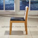 Customizable 로고 주제 대중음식점 (SP-EC875)를 위한 나무로 되는 대중음식점 의자