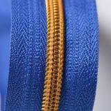 Zipper de nylon de alta qualidade, China atacado Nylon Zipper para vestuário