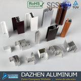 Het Profiel van het Aluminium van het Profiel van de Deur van het Venster van Algerije met Geanodiseerd Brons