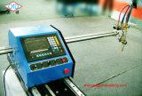 Máquina de estaca portátil da flama do CNC do metal com plasma
