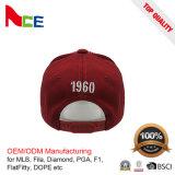 Kundenspezifische normale Großhandelsbaseballmützen/grüne Baseballmütze/blauer Baseball-Hut