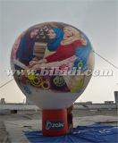 충분히 아랍 에미리트 연방 K2102에 거대한 팽창식 지상 풍선 인쇄