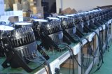 estágio impermeável Lgiht da PARIDADE do diodo emissor de luz do zoom 18*10W