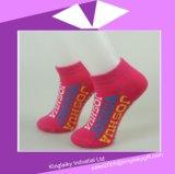 Cotone marcante a caldo calzini Premium per il regalo promozionale PS016-001