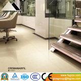 Azulejos de suelo de cerámica de Cremamarfil de la decoración para la cocina y el cuarto de baño (SP6B60T)