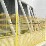 Grating industrial anticorrosivo da fibra de vidro de Haoyuan