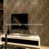 Classic Luxury Wallpaper Bamboo Wall Decoration Fabric Hôtel Chambre Salon Peper