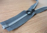 Dentes coloridos plásticos do Zipper #5 #8 de Derlin com slider extravagante