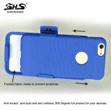 Cassa del telefono del PC di effetto del reticolo della banda di Shs per il iPhone 7