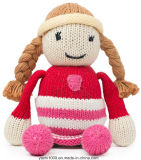 Boneca macia creativa bonito super da menina do brinquedo de Kniited