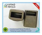 Потерянные металлом части отливки воска
