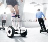 Unicycle de Uno mismo-Equilibrio eléctrico con 2 policías motorizados