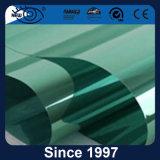 Película constructiva teñida ventana solar reflexiva de cristal decorativa