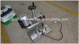 ガラスびんのアンプルのペニシリンのびんのための半自動ひだのキャッピング機械