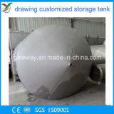 カスタマイズされた金属製品、円錐小さい貯蔵タンク