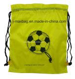 Faltbarer Beutel Sports Reihe Fußball mit Microfiber für das Einkaufen
