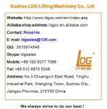 Elevador de bens hidráulico estacionário do trilho de guia (SJD1-4.3D-2)