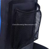 Escursione dello zaino impermeabile della tela incatramata del PVC dell'attrezzo esterno asciutto della montagna di sport