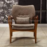 装飾される方法余暇のArmrest食事する椅子(SP-HC065)を