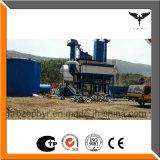 Planta de mezcla caliente del asfalto de la maquinaria del betún de la planta de la mezcla del tambor del asfalto