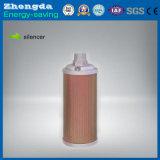 Secador do ar comprimido da regeneração do Micro-Calor da adsorção de Zhd para industrial e químico