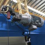 Máquina de dobra do metal de folha com suportes automáticos