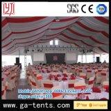 Tenda di lusso di due piani del baldacchino della festa nuziale