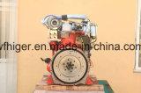 Motor diesel de la tecnología de Isuzu para la bomba del generador/de agua/la bomba de fuego
