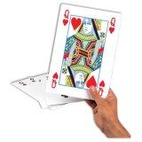 Jumbo исполинские играя карточки