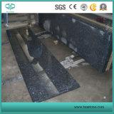 Brame et tuile bleues de granit de perle pour le mur/étage et la partie supérieure du comptoir