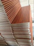 Uso de las piezas y de las escaleras de la escalera para el suelo laminado