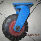 Échafaudage fiable durable sûr sur la roue pour la construction