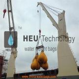 De water Gevulde Zak van Gewichten voor het Testen en de Ballast van de Lading van de Kraan