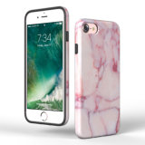 iPhone7를 위한 분홍색 대리석 이론