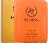 Pétrole de cheval de Beacuir hydratant le masque facial Aucun-Propre