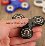 Espiral creativo de los dedos del girocompás del juguete de la descompresión del juguete de las yemas del dedo del hilandero de la mano