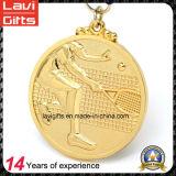 3D Sport Award Medal Metal
