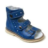 Chaussures de support de gosses orthopédiques de santals d'enfants le pied plat correctif