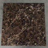 Tegel van het Porselein van de Kleur van het Bouwmateriaal de Donkere Volledige Lichaam Verglaasde (600*600)