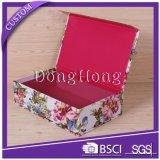 Handmade rigide Papier Puzzle Emballage livre en forme de boîte-cadeau